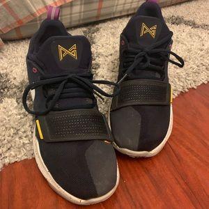 Nike Jordan Paul George PG 2 Mens Sneakers Navy